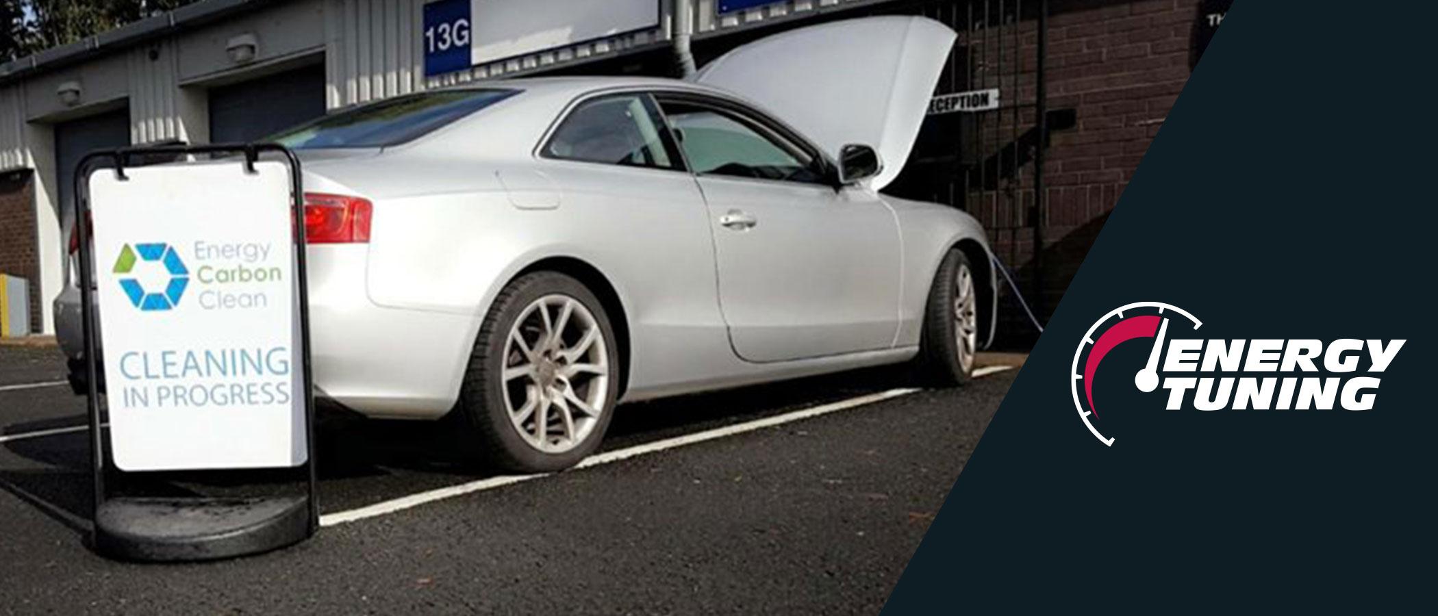 Audi Carbon Clean