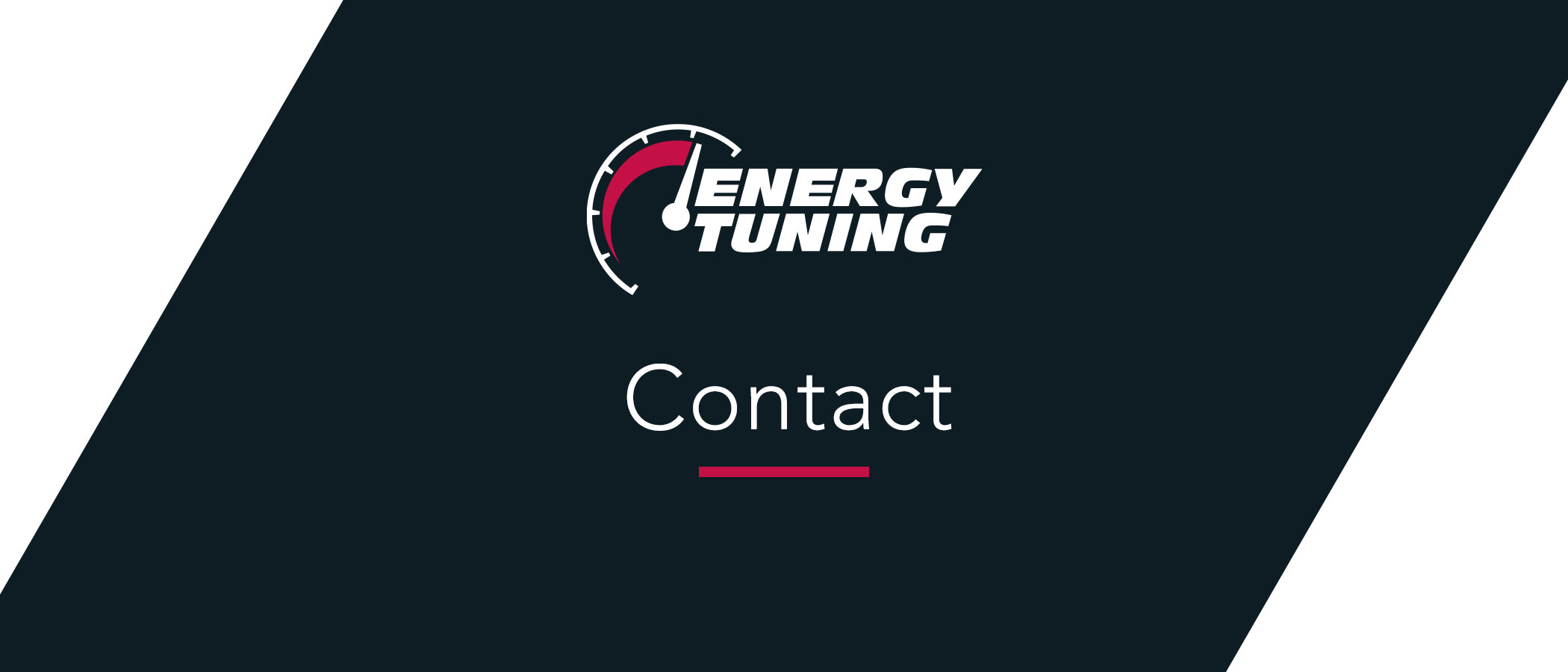 Contact Energy Tuning