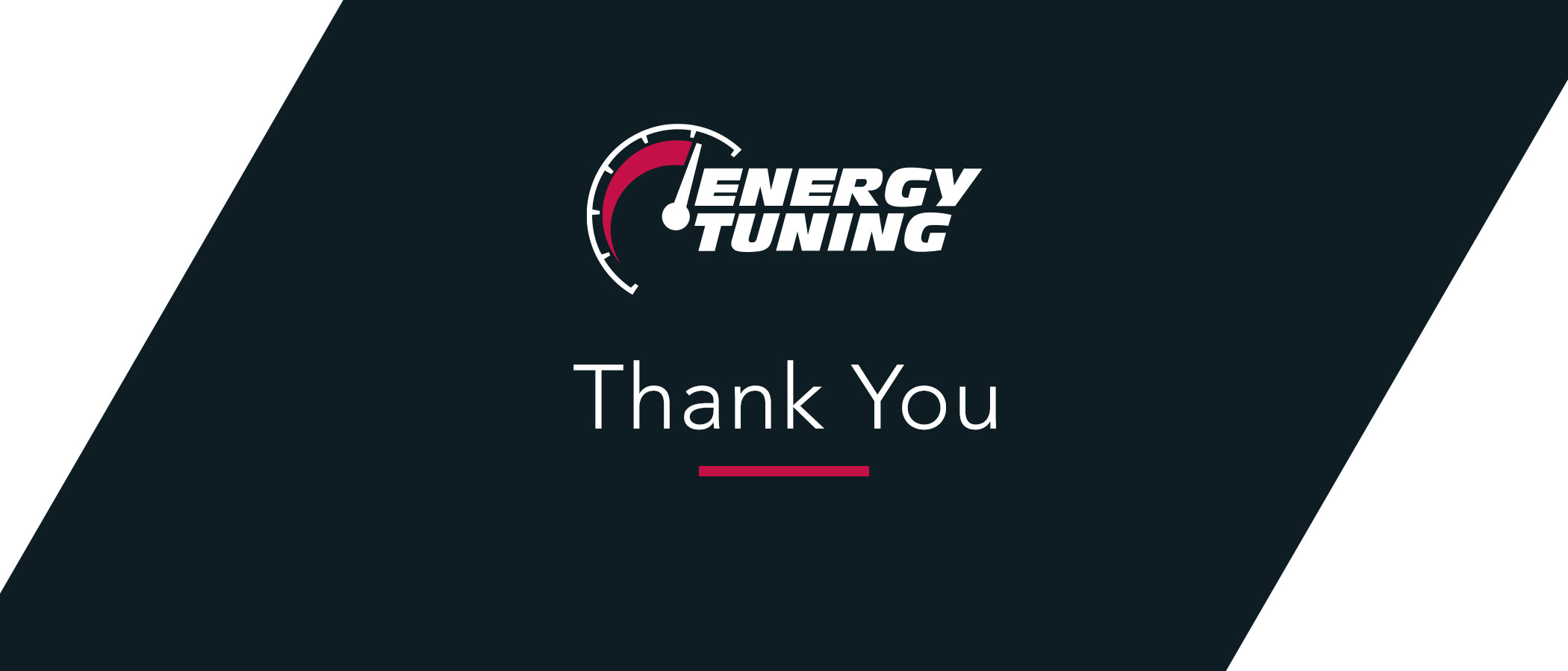 Thank You For Contacting Energy Tuning